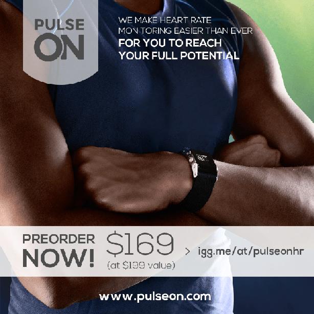 PulseOn - Buy in UK NOW