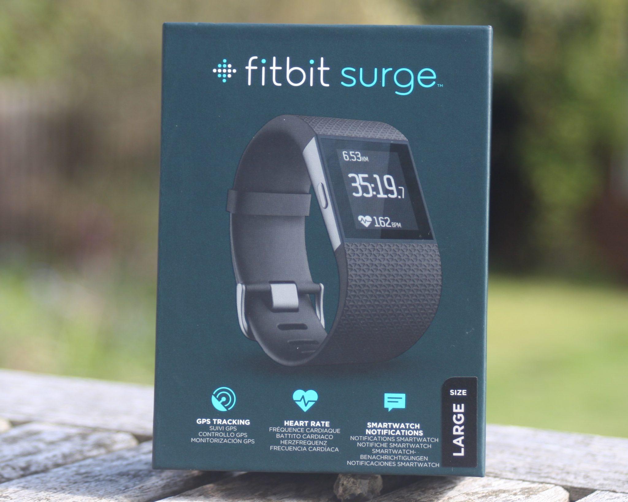 Fitbit Surge GPS HR