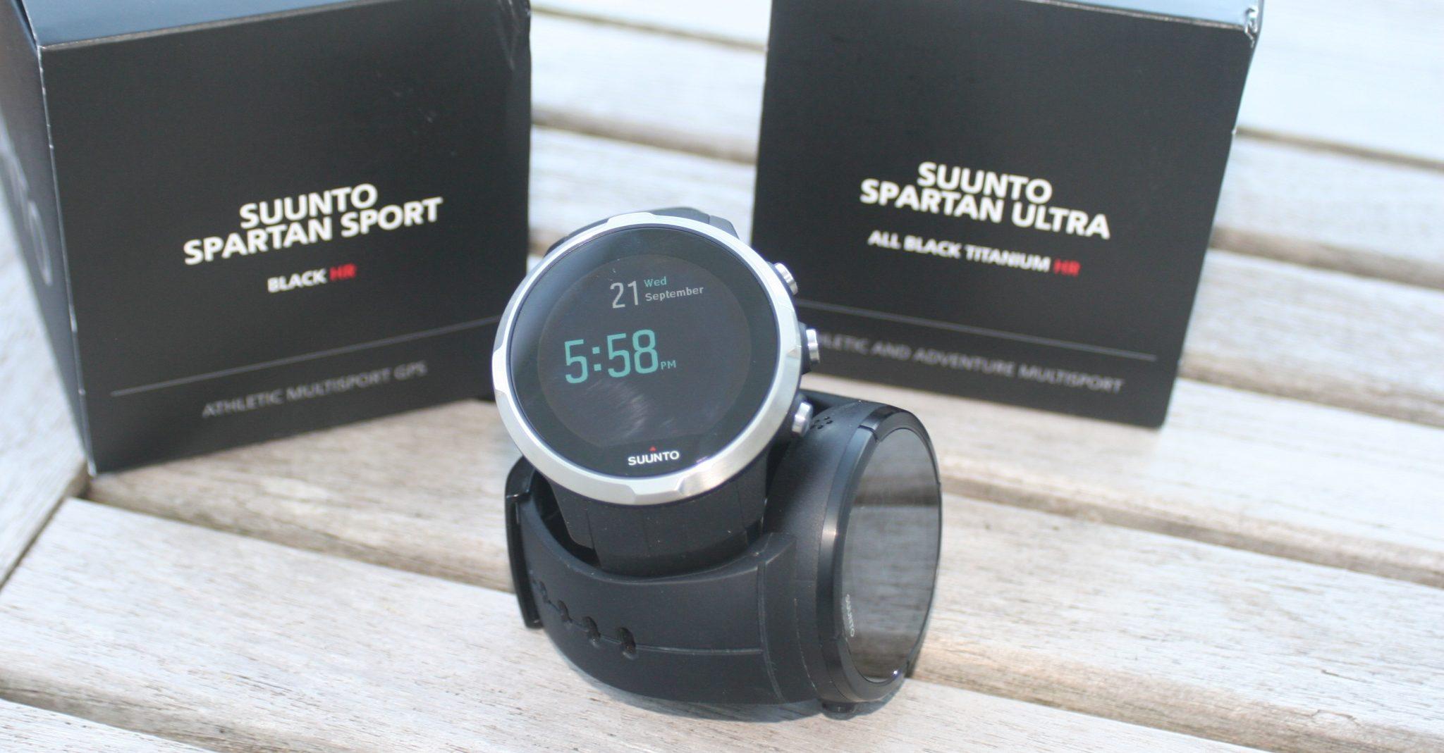 Suunto Spartan Sport (+Ultra)