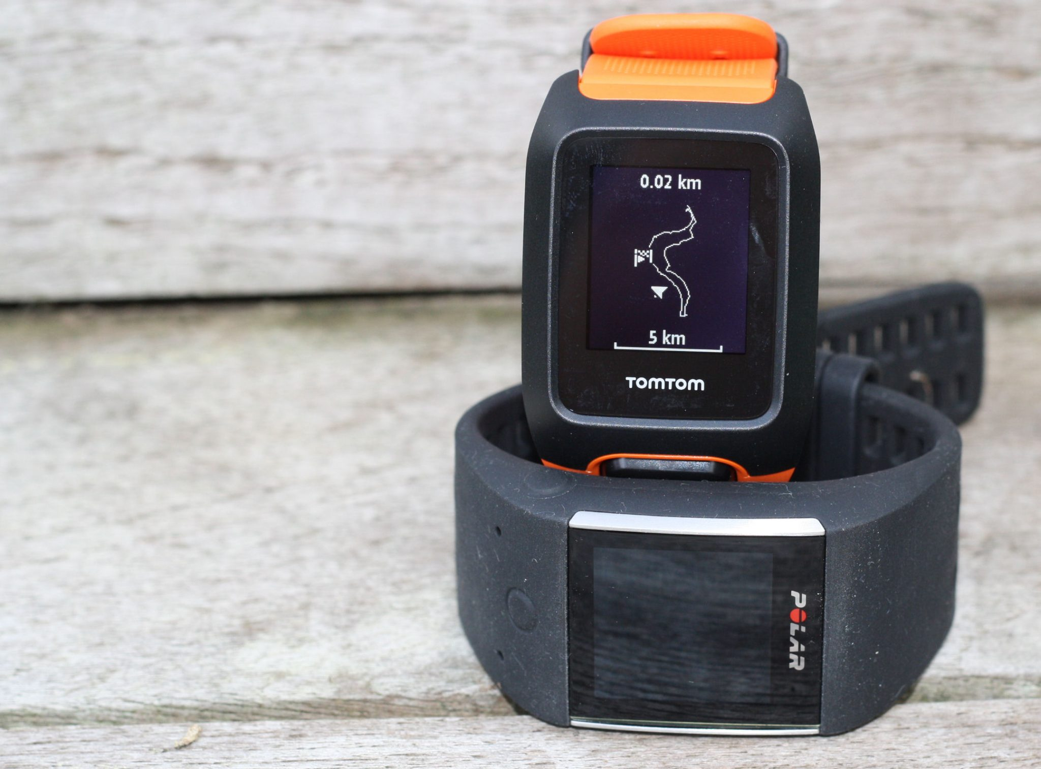 TomTom Adventurer Review polar M600