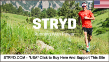 stryd discount code coupon offer special price