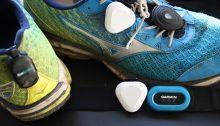 SHFT RUN + Garmin HRM-TRI + Runscribe + STRYD