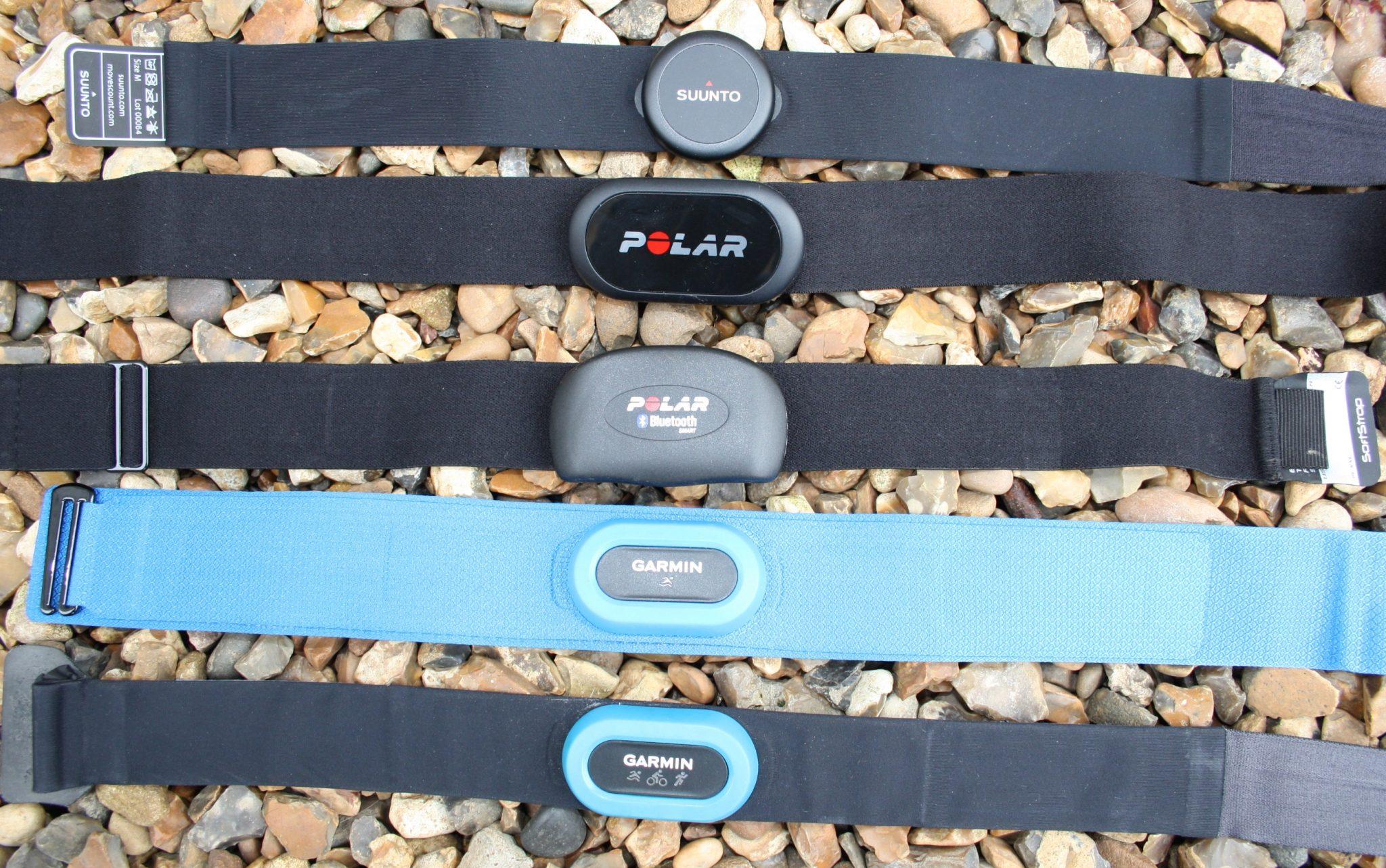 Polar H10 H7 suunto smart belt movesense garmin hrm-tri hrm-swim
