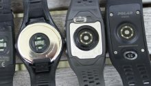 Polar M430 Detailed Review optical lineup