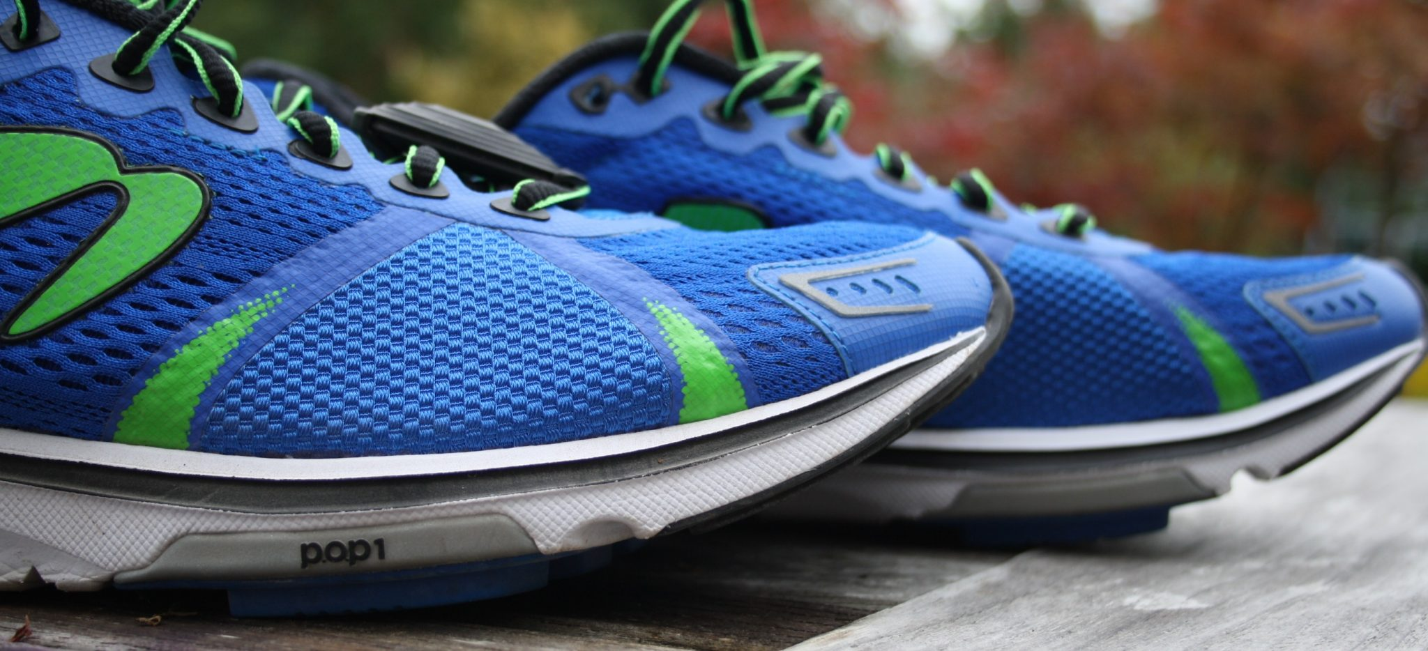 Newton Gravity Review v6 Running shoe With STRYD