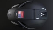 Custom Lazer Bullet Helmet From Shimano for Bergen