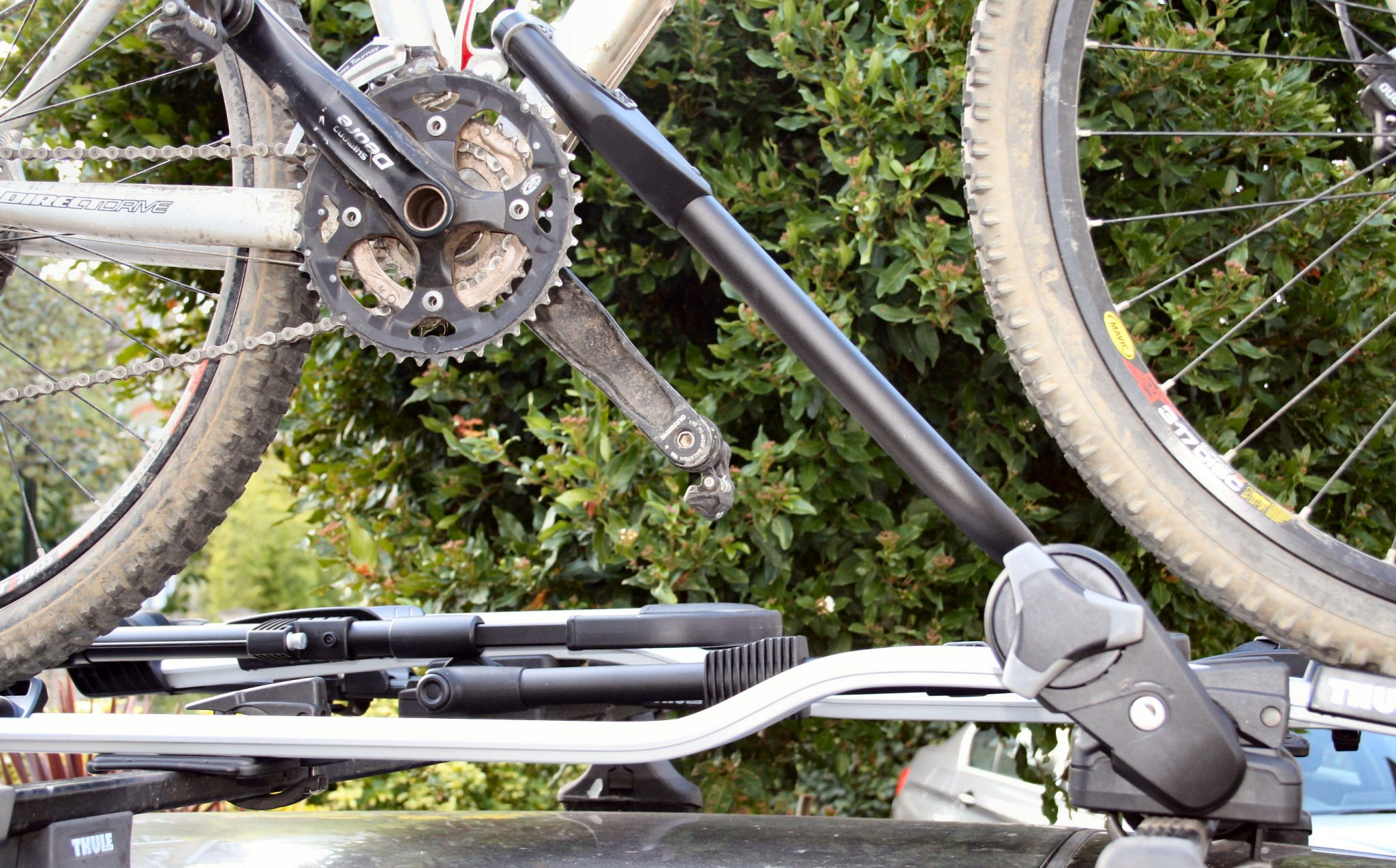Thule Proride 598 Review Proride Fitting Bike Rack Review