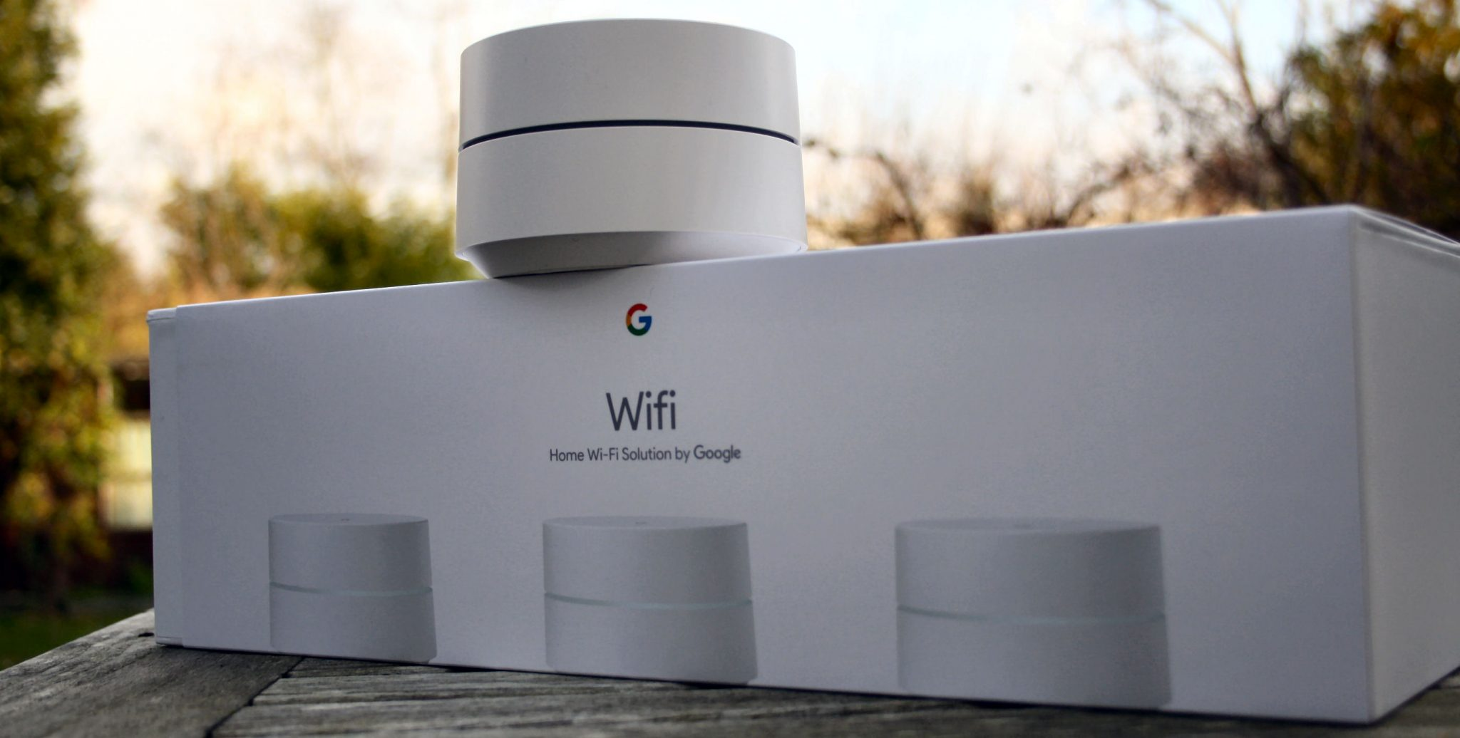 Google Wifi Review Rubbish Good At The Same Time The5krunner