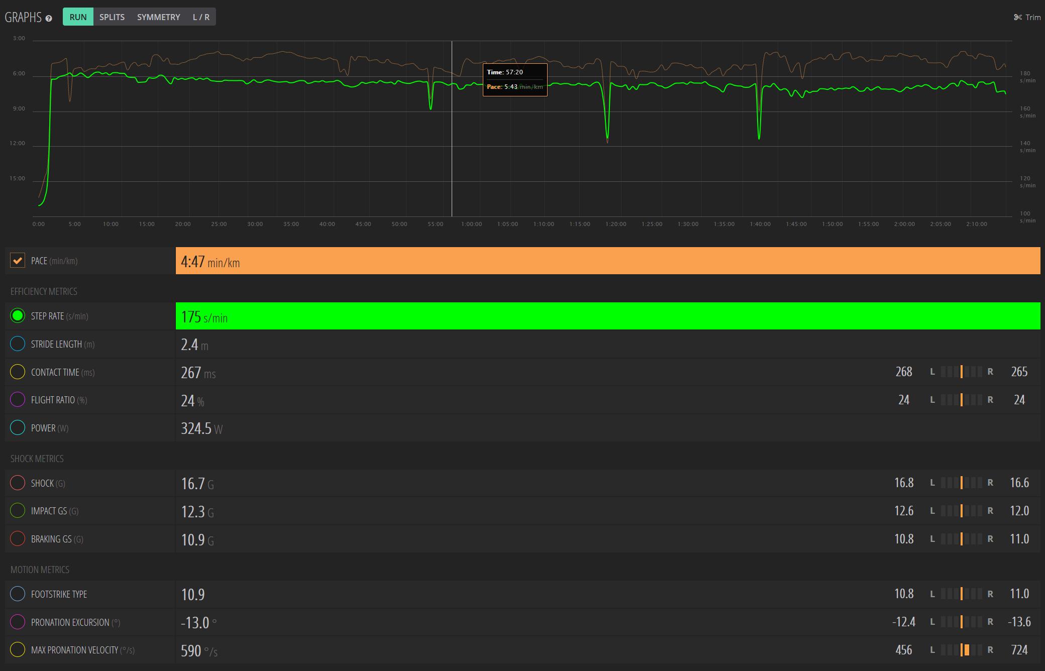 RunScribe-run-graph