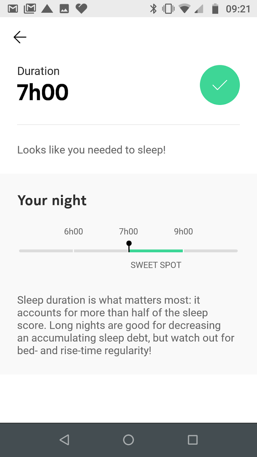 Withings Sleep Review Beddit Emfit