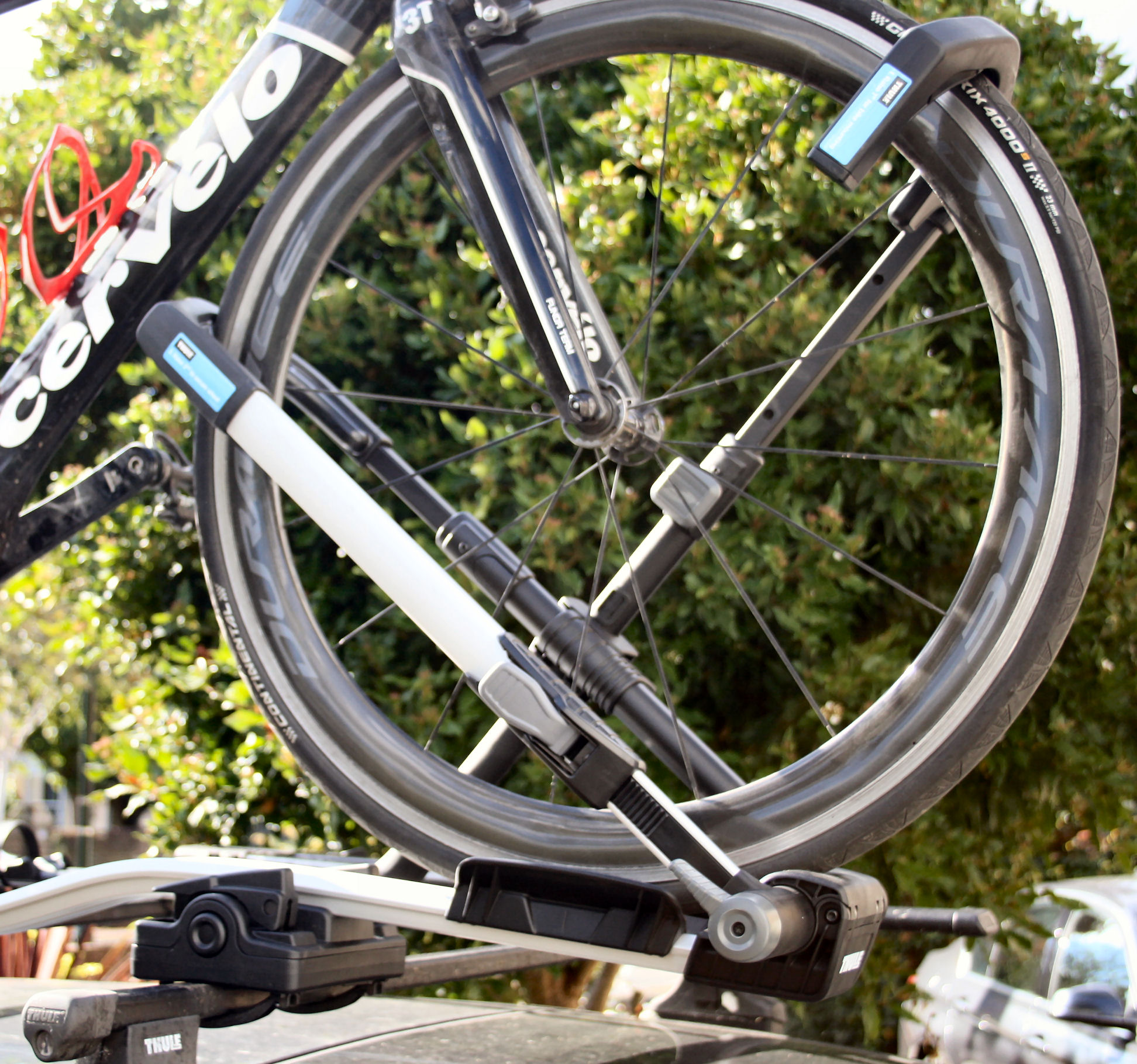 Thule Upride 599 Review Upride Fitting Bike Rack Review