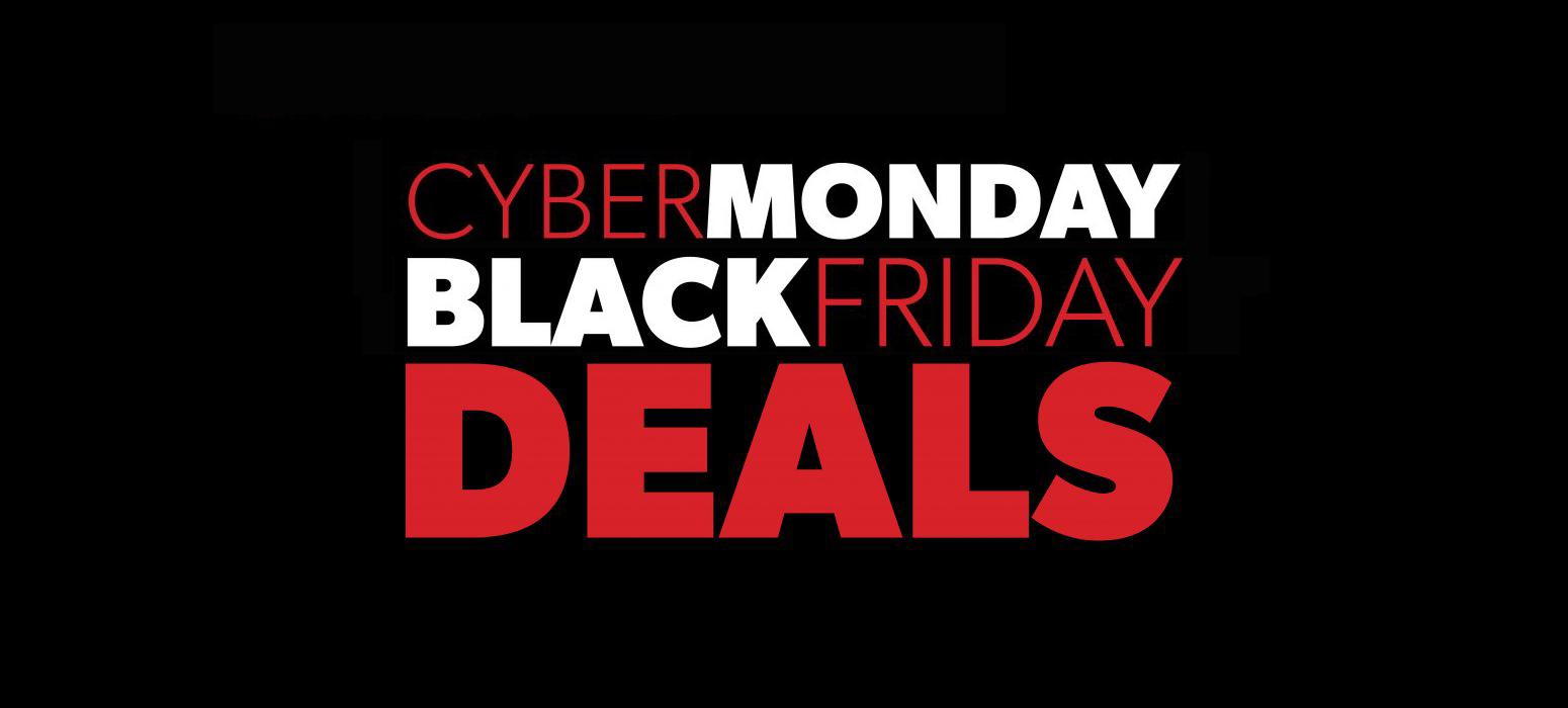 Black Friday Cyber Monday Deals Discount Sales