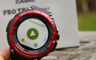 Casio WSD-F21 Review   Pro Trek Smart