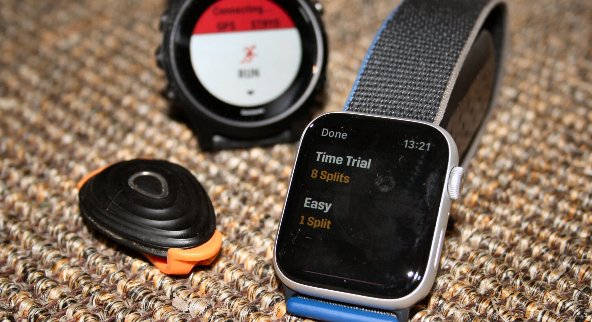 stryd apple watch garmin